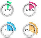 Clipart minuteur num rique 05 k13339656 recherchez - Minuteur 10 minutes ...
