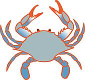 Download image Blue Crab Clip Art Free PC, Android, iPhone and iPad ...