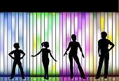 Fashion Show Music Background For Kids Available as a PRINT