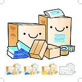 Distribution box Clip Art and Illustration. 366 ...