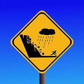 Landslide Warning Signs