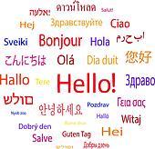 language word clip art - photo #45