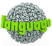 language word clip art - photo #19
