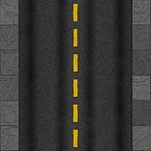 A Straight Road Clip Art – Cliparts