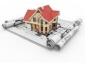 Hausbau clipart  Stock Fotografie - paris, wohnung, außen, gebäude, struktur ...