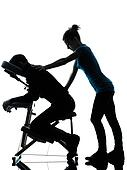 Massage chair stock photo images 726 massage chair for Chair massage