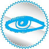 clipart f u00fcnf sinne  symbol  satz    vektor  abbildung fox clip art public domain fax clipart free