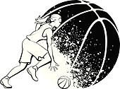 Image result for free basketball clip art
