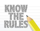 Image result for know the rules clipart