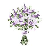 Bouquet Clip Art Illustrations 19128 Bouquet Clipart EPS Vector Drawings Available To Search