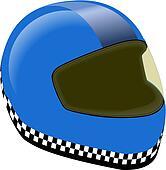 Crash helmet Clip Art Vector Graphics. 80 crash helmet EPS ...