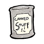 Canned food Clip Art EPS Images. 781 canned food clipart ...