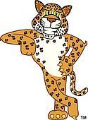 卡通漫画头像猎豹及女生图片库252卡通漫画艺术恐怖插图的漫画图片