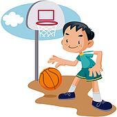 Gym Class Clip Art http://www.fotosearch.com/illustration/pe-class ...