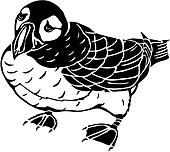 Clipart of Atlantic Puffin u19465745 - Search Clip Art ...